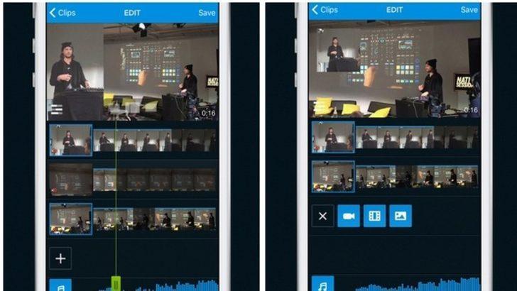 GroupClip ile telefonda profesyonel videolar hazırlayın!