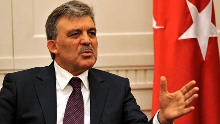 AK Parti'den Gül'e çağrı: Spekülasyonları bitir