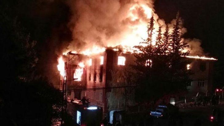 Adana'daki yurt yangınıyla ilgili istenen cezalar belli oldu