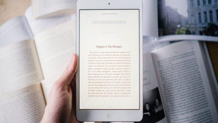 E-kitap satışları yüzde 20 azalmış durumda