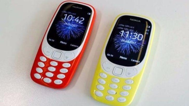 Nokia 3310'un da 'çakma'sını yaptılar!
