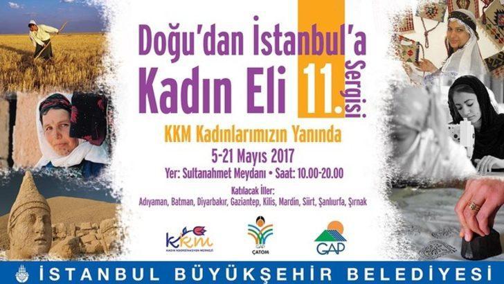 Doğu'dan İstanbul'a kadın eli 11. kez uzanıyor…