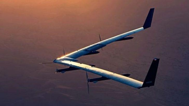 Facebook'un ücretsiz internet dağıtmayı hedefleyen Aquila drone'u 2. testindeydi