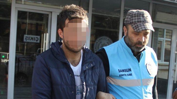Samsun'da bıçak zoruyla tecavüz iddiası