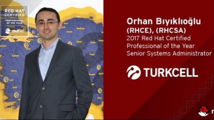 2017 Yılı Red Hat Sertifikalı Profesyoneli bir Türk seçildi