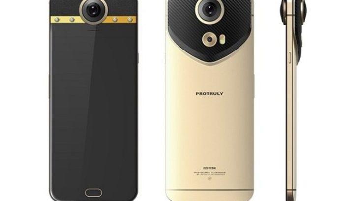 Akıllı Telefonlara 360 derece kamera geliyor