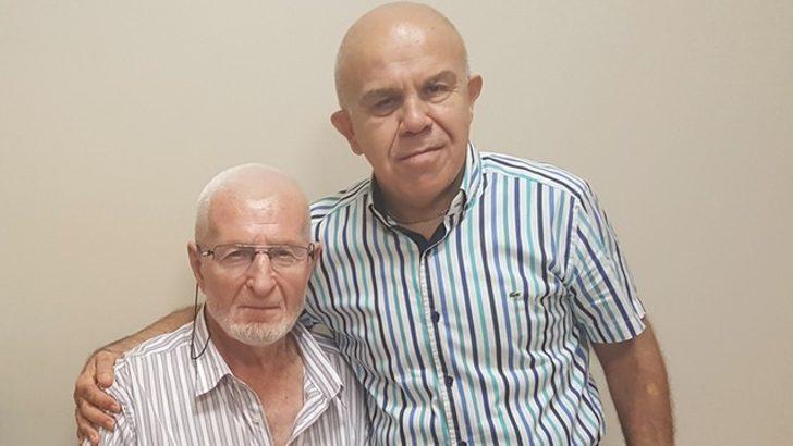 80 yaşındaki Mahmut Karadeniz mesane kanserini yendi