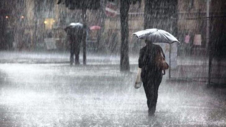 Meteorolojiden 16 il için kuvvetli yağış, sel ve heyelan uyarısı