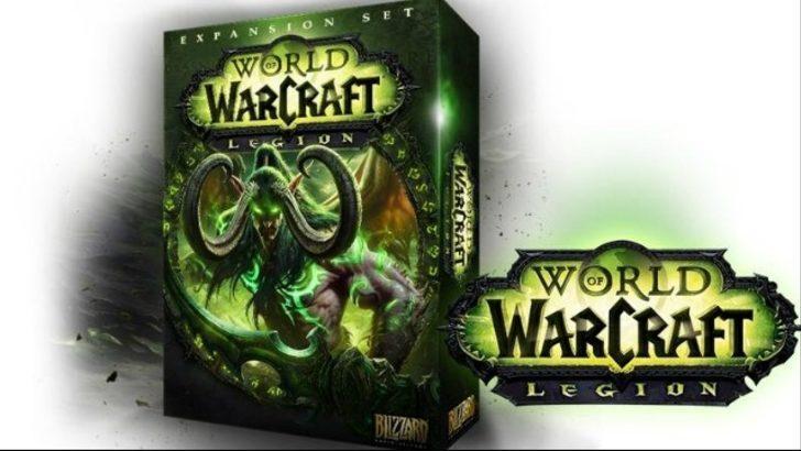 World of Warcraft - Legion'dan Rekor Değerler