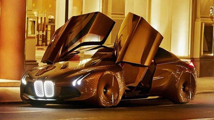 BMW'nin yeni konsepti iNext: Şirketin elektrikli yeni nesil crossover'ı!