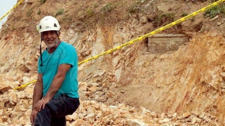 İstanbulluları heyecanlandıran gelişme! Yol kazısından tarihi mezar çıktı!