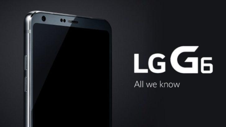 LG G6, G5'ten daha iyi bir başlangıç yaptı!
