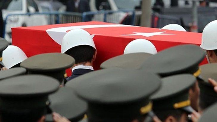 Hatay'dan acı haber: 1 asker şehit oldu