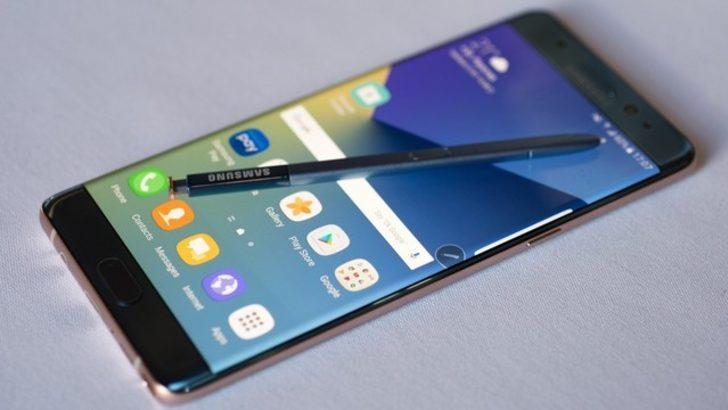 Galaxy Note 7R Dev indirimle geliyor