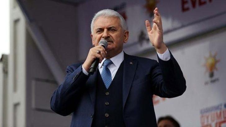 Başbakan Yıldırım'dan Avrupa'ya rest: Türkiye'yi zorlarsanız...