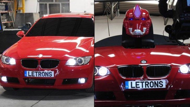 Gerçek Autobot üretildi, hem de Türkler tarafından: Karşınızda Letrons