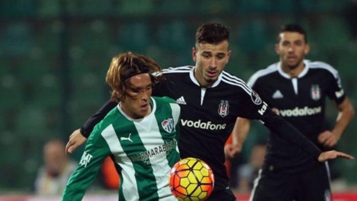 Bursaspor Beşiktaş maçı canlı izle : Bursaspor Beşiktaş maçı ligin kaderini etkileyecek!