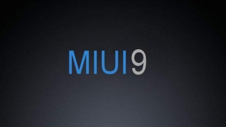 Xiaomi MIUI 9'un çıkışı belli oldu