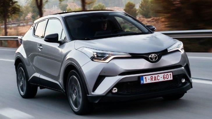 Toyota bu model ile satış rekoruna koşuyor