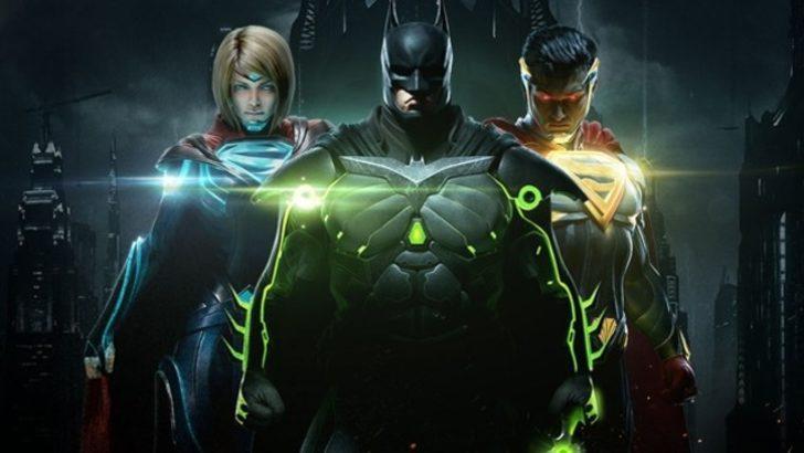 Injustice 2 için Source Crystals sistemi detaylandırıldı