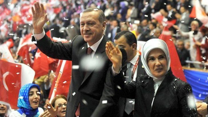 Erdoğan 'Efsane geri dönüyor' sloganını istemedi