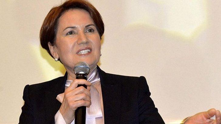 Meral Akşener'den gündem yaratacak 'sahtekarlar' çıkışı