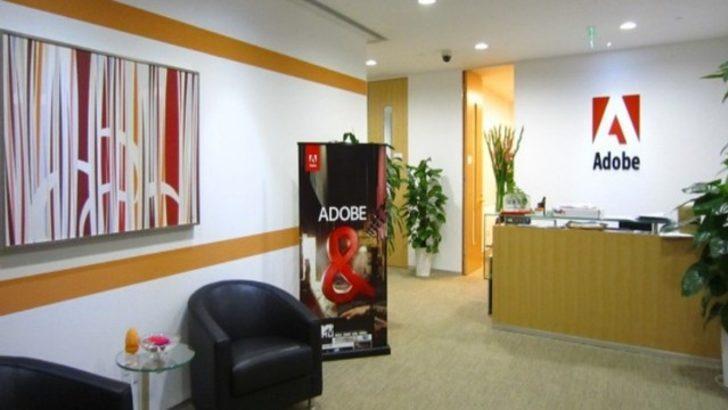 Adobe gelirlerini arttırdı