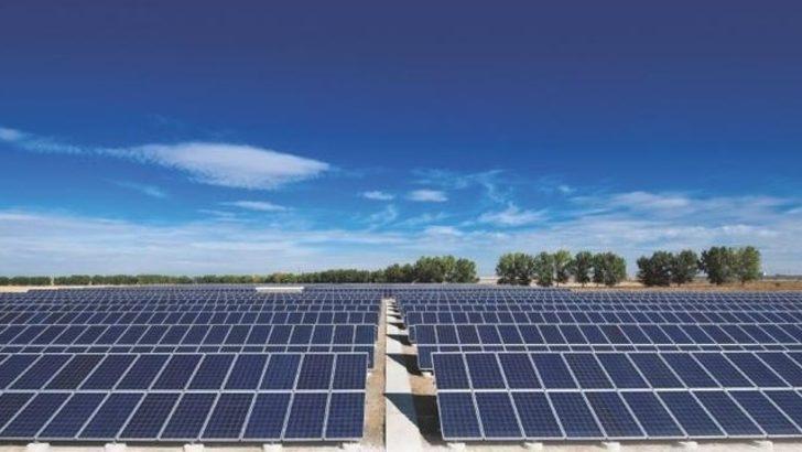 Güneş enerjisi santrali ihalesini kazanan firma belli oldu