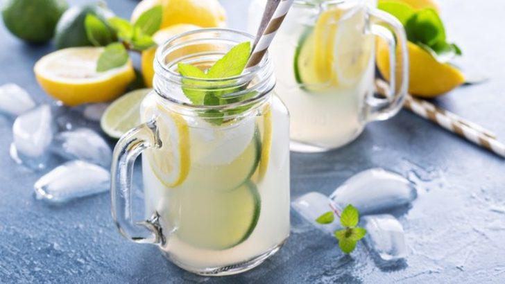 Kavurucu sıcaklarda serinleten 8 sağlıklı içecek