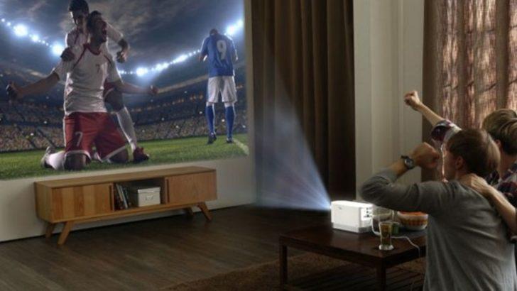 LG ProBeam : ev eğlence ürünleriyle alternatifli bir çözüm sunuyor