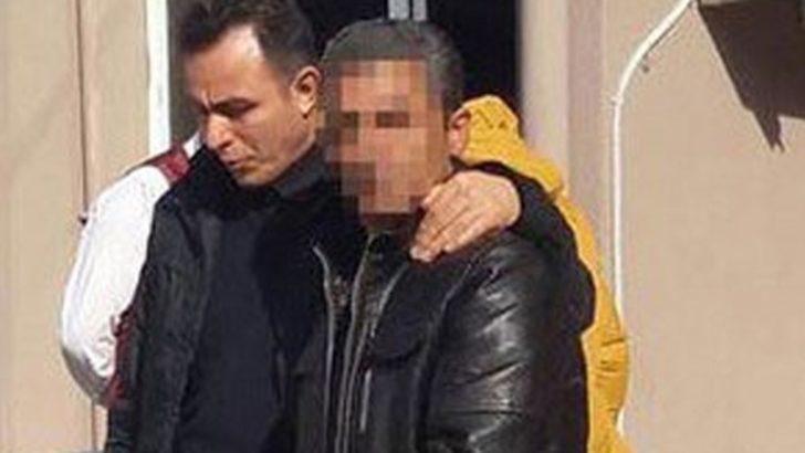 Öz kızına tecavüz ettiği suçlamasıyla tutuklandı