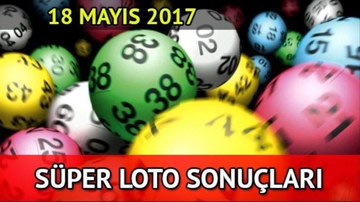 Süper Loto sonuçları 18 Mayıs: 500. haftasında Süper Loto'dan müthiş devir!