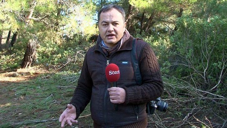Son dakika: Sözcü gazetesi muhabiri Gökmen Ulu gözaltına alındı!
