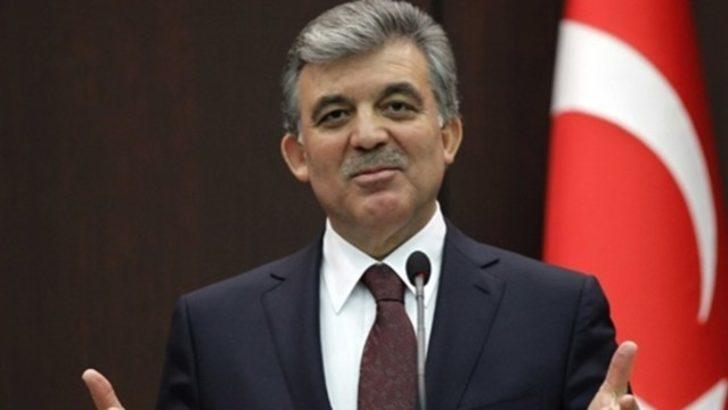 Abdullah Gül AK Parti Kongresi'ne katılmayacak