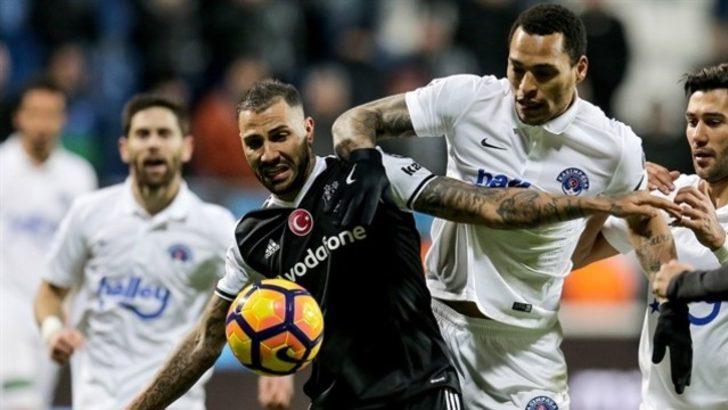 Beşiktaş Kasımpaşa maçı canlı izle : Beşiktaş, 3 maçtır yenemediği Kasımpaşa'yla karşı karşıya!