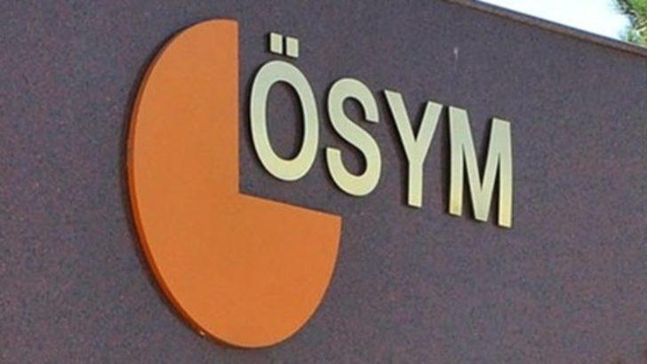 ÖSYM'den KPSS adaylarına uyarı