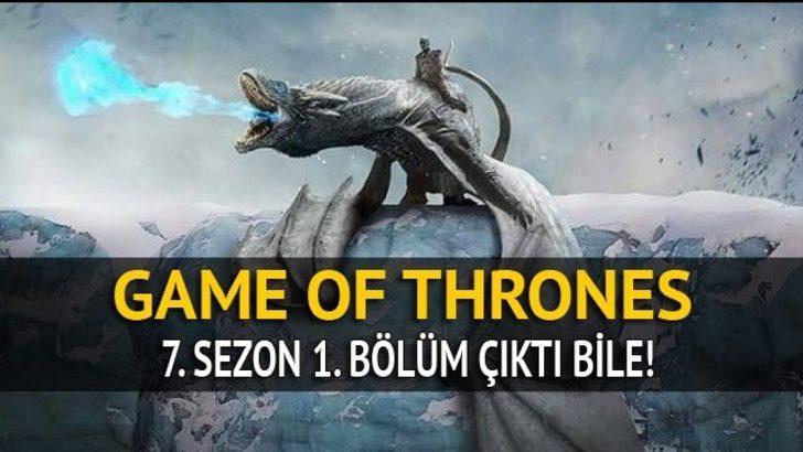 Game Of Thrones Yeni Sezon Ilk Bölüm Yayımlandı Türkçe Altyazı Ile