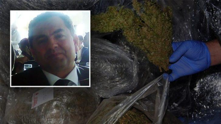 Uyuşturucu kuryesi hakim meslekten ihraç edildi