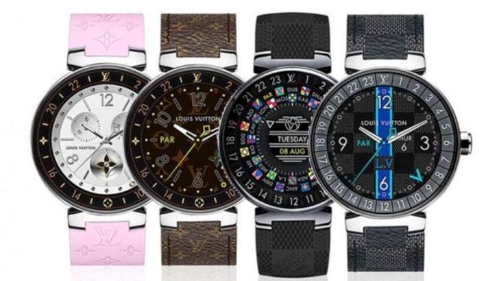 Louis Vuitton akıllı saat modasına uydu