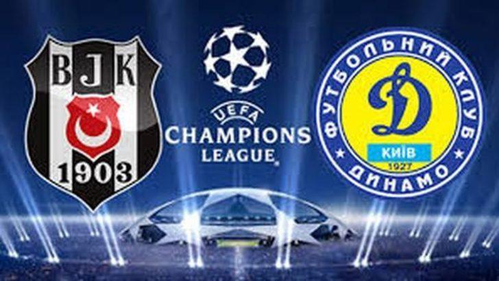Beşiktaş 1-0 Dinamo Kiev Ricardo Quaresma Muhteşem Golü İzle