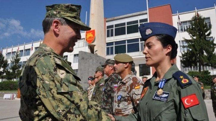 Türkiye'nin ilk kadın general adayı Bilgehan Bülbül gözaltına alındı