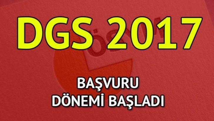 DGS başvuru dönemi sürüyor! AİS'te DGS 2017 başvurusu nasıl yapılır?