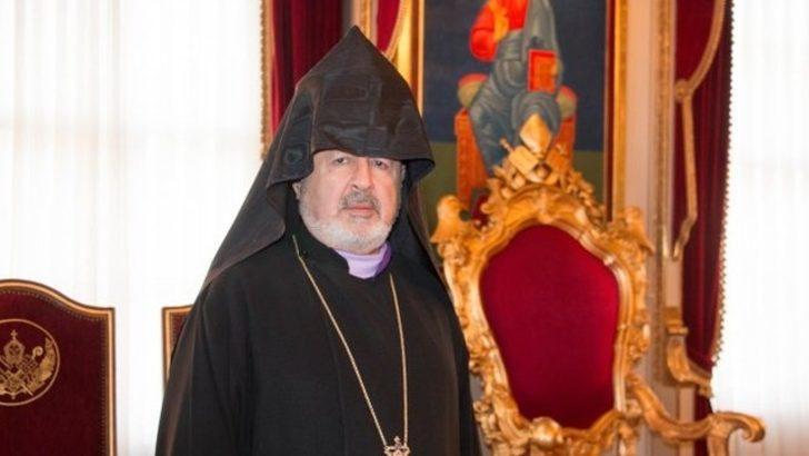 Valilik'ten Patrikhane'ye mektup: Bekçiyan'ı tanımıyoruz