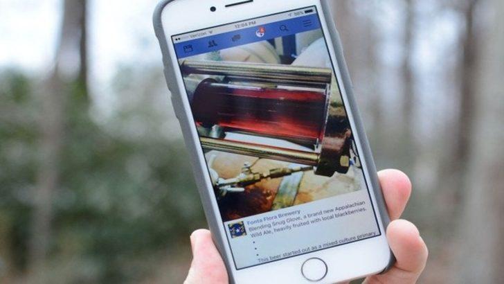 Facebook'un fotoğraf arama motoru nesneleri tanıyor