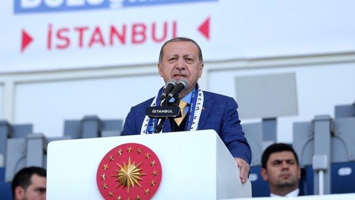 Erdoğan: İmam hatiplere zorla kaydettirilme haberleri yalan
