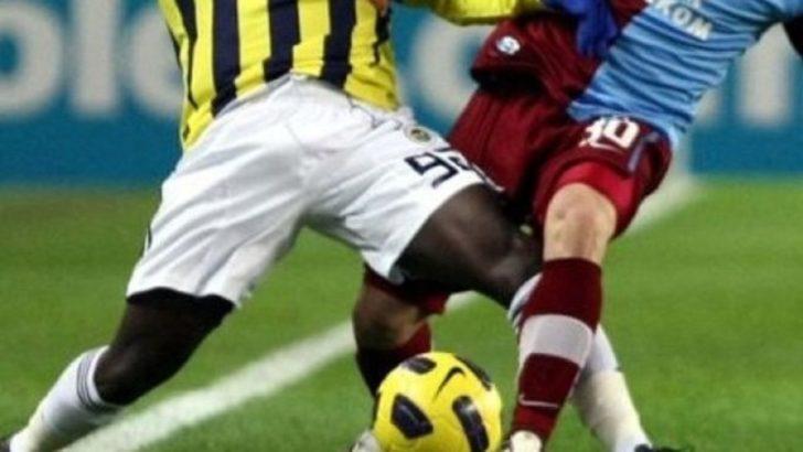 Fenerbahçe Trabzonspor maç özeti izle! İlk 3'te avrupa mücadelesi