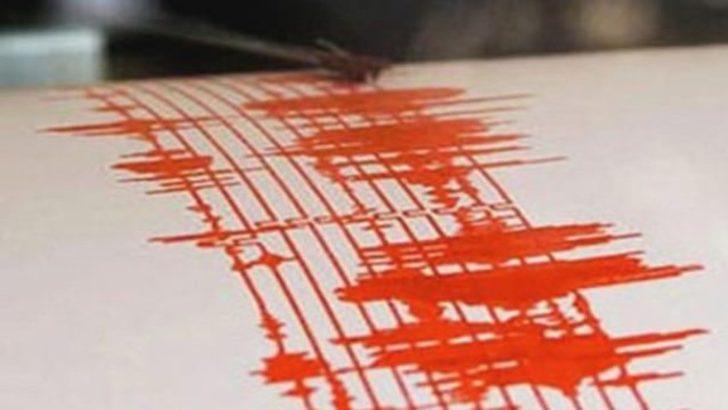 Manisa'da deprem oldu İşte son depremler