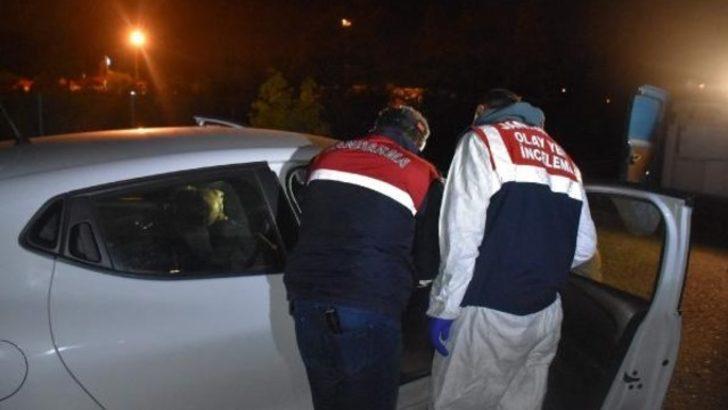 Tekirdağ'da otomobilde başından vurulmuş ceset bulundu