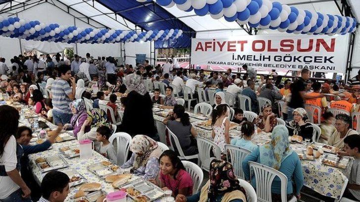 Ankara iftar çadırları listesi...Ankara imsakiye vakitleri ve iftar çadırları bilgileri