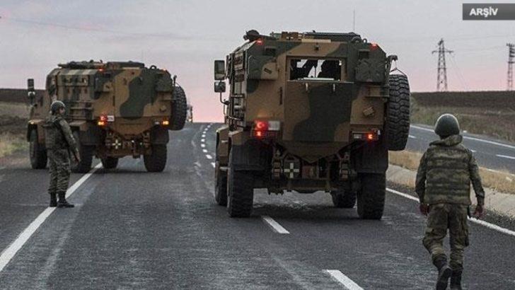 Diyarbakır Silvan yolunda askeri araca bombalı tuzak